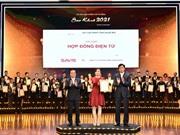 180 nền tảng, dịch vụ, giải pháp nhận Giải thưởng Sao Khuê