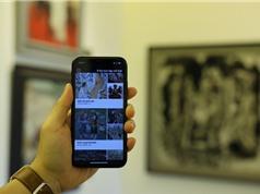 Ra mắt ứng dụng tham quan trực tuyến Bảo tàng Mỹ thuật Việt Nam