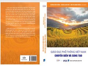Chuyển biến và nỗ lực sáng tạo của nền giáo dục phổ thông Việt Nam