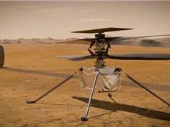 Trực thăng Ingenuity thực hiện thành công chuyến bay thứ ba trên sao Hỏa