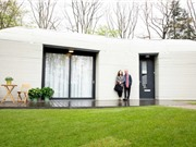 Những cư dân đầu tiên trong ngôi nhà in 3D