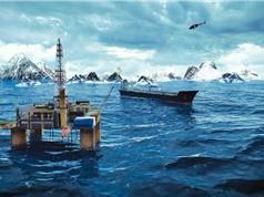 Tại sao Bắc Cực có trữ lượng dầu khí lớn?