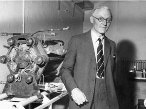 Francis Thomas Bacon: Cha đẻ của pin nhiên liệu hydro