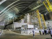 Phản ứng hạt nhân lại âm ỉ ở Chernobyl