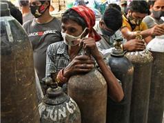 Những điều đã biết về biến thể B.1.617 đang lan rộng ở Ấn Độ