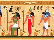 Ai Cập cổ đại: Tín ngưỡng tôn thờ các vị thần động vật