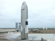 SpaceX thử nghiệm thành công tàu Starship