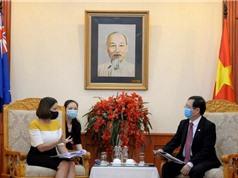 Việt - Úc tiếp tục phát triển quan hệ đối tác chiến lược về đổi mới sáng tạo vì sự phát triển bền vững