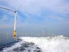 Mỹ xây dựng trang trại điện gió ngoài khơiquy mô lớn