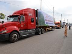 Xuất khẩu 20 tấn vải thiều sớm Tân Yên sang Nhật Bản