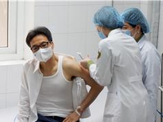 Vaccine Nanocovax của Việt Nam sắp thử nghiệm giai đoạn 3 với 13 nghìn tình nguyện viên