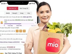 Mio hướng đến người dân ở các thành phố nhỏ và nông thôn