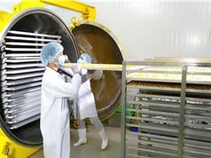 Công nghệ sấy đông khô của Vinamit: Tham vọng về những sản phẩm vì sự sống