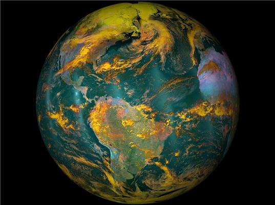 [Video] Con người đã biến đổi hết một phần năm diện tích Trái đất trong 60 năm