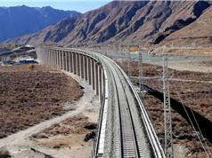 Tuyến đường sắt tốn kém nhất Trung Quốc sắp hoạt động một phần