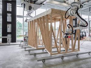 [Video] Robot xây dựng hỗ trợ tái thiết các công trình hậu đại dịch