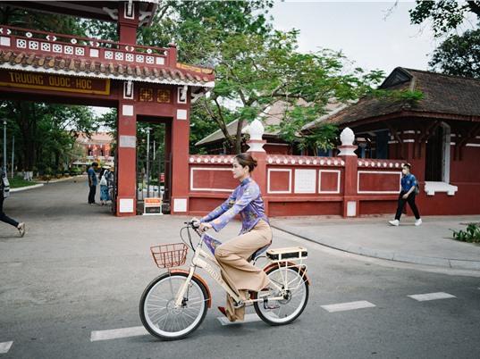WiiBike với giấc mơ xe đạp trong thành phố