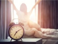 Đi ngủ sớm giúp giảm nguy cơ trầm cảm