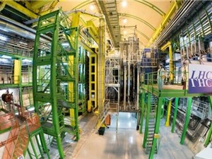 Thấy sự thay đổi của hạt hạ nguyên tử sang phản hạt và ngược lại