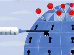 Các nền kinh tế phục hồi không đồng đều do khoảng cách về vaccine
