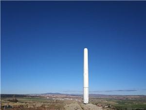 """[Video] Tuabin gió không cánh: Tương lai của những ngôi nhà """"xanh"""""""