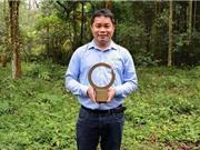 """Nhà bảo tồn Việt Nam đầu tiên giành giải """"Nobel Xanh"""""""