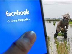 Facebook khó thâm nhập thị trường nông thôn Việt Nam