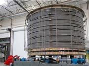 Nam châm mạnh nhất thế giới trong lò phản ứng nhiệt hạch
