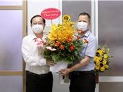 Bộ trưởng Huỳnh Thành Đạt thăm, chúc mừng các cơ quan báo chí, truyền thông thuộc Bộ