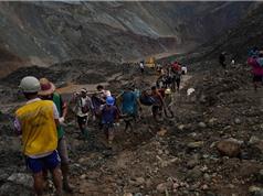Nghiên cứu đầu tiên về thảm họa khai mỏ ở Myanmar
