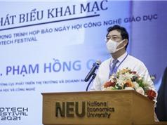 EdTech Festival: Ngày hội cho những giải pháp đột phá về cách dạy và học