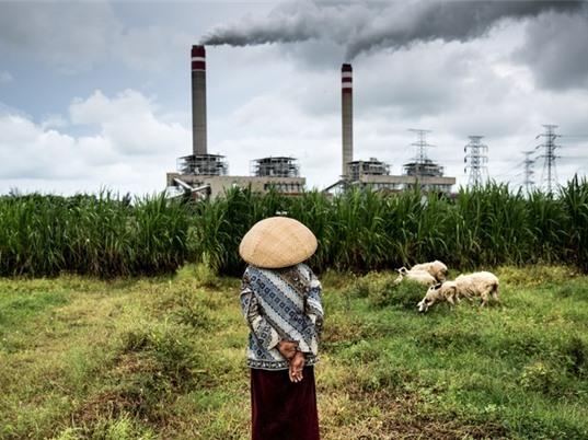80% số nhà máy điện than mới trên thế giới được dự kiến xây ở châu Á