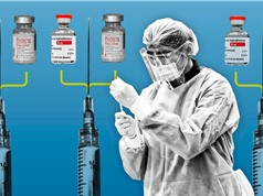 Tiêm kết hợp các loại vaccine COVID: Lợi ích và rủi ro