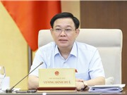 UBTVQH thảo luận báo cáo của Chính phủ về kinh tế, tài chính, đầu tư công