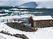 Nam Cực - Những căn cứ bị bỏ hoang
