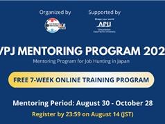 VPJ hỗ trợ người Việt tại Nhật thích ứng với tuyển dụng trực tuyến