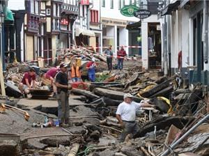 Lũ lụt thảm khốc sẽ tấn công châu Âu nhiều hơn trong tương lai