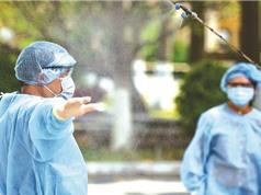 Lo âu, trầm cảm và chất lượng cuộc sống của cán bộ y tế trong đại dịch