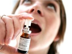 Thử nghiệm thuốc xịt miệng làm từ cần sa trong điều trị khối u não
