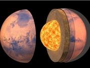 NASA tiết lộ cấu trúc bên trong sao Hỏa