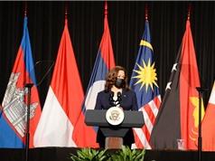 Phó Tổng thống Mỹ Kamala Harris khai trương văn phòng CDC Đông Nam Á tại Việt Nam