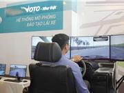 Công nghệ lõi: Trong hệ thống mô phỏng đào tạo lái xe ô tô voto