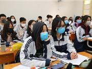 Bộ GD&ĐT đề nghị địa phương tiếp nhận học sinh từ vùng dịch về quê học tập