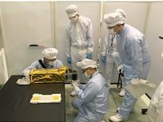 Vệ tinh NanoDragon lên quỹ đạo vào sáng 1/10 tới