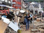 Biến đổi khí hậu làm tăng khả năng xảy ra lũ lụt ở Tây Âu