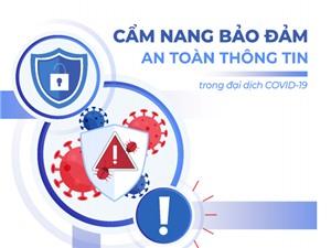 [Infographic] Cẩm nang làm việc từ xa, học tập và họp trực tuyến an toàn
