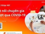 Ứng dụng miễn phí kết nối y bác sĩ và bệnh nhân COVID-19 điều trị tại nhà
