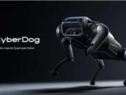 Xiaomi ra mắt CyberDog: Một robot bốn chân xinh xắn