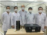 Vệ tinh NanoDragon đã sang Nhật để sẵn sàng lên bệ phóng