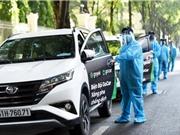 Gojek triển khai đội xe hơi chuyên chở nhân viên y tế